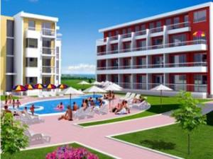 Nessebar Nessebar Fort Club Bulgaria