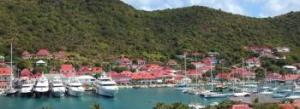 Harbour View Gustavia St Barths French Indies Caribbean