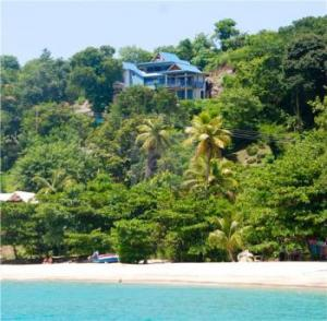 Shade of Blues Princess Margaret Bequia Saint Vincent Grenadines Caribbean