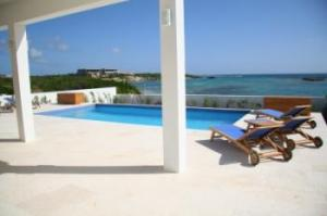 Waters Edge Blowing Point Anguilla Caribbean