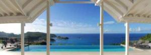 The View Colombier St Barths French West Indies