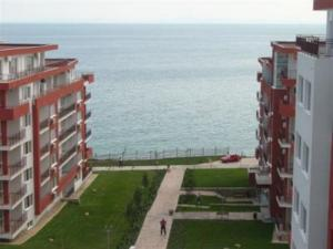 Elenite Marina view fort beach Bulgaria