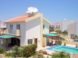 Thekla Villas just 300m from the beach Cyprus