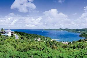 Browns Bay Non Such Bay Caribbean