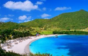Canouan Island Carenage Bay The Grenadines Caribbean